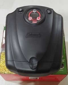 Coleman 12V Air Compressor in original box AS IS