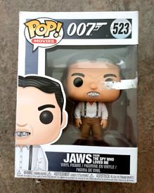 007 JAWS FUNKO POP FIGURE FOR SALE!!!