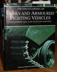 The Encyclopedia of Tanks and Armoured Fighting vehicles.