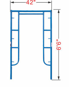 "42"" x 6'6"" Walk Thru Frames for $55.69 (6030 50 Street)"