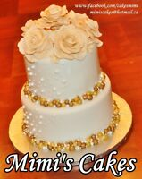 Mimi's Wedding cakes