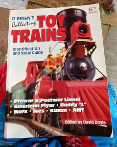 Toy Train Book