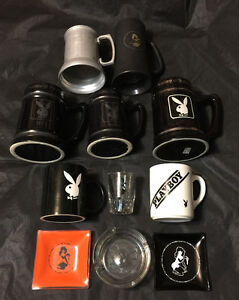Authentic Playboy Club Glassware Plus
