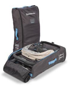 UPPAbaby Cruz travelsafe travel bag - used only once in the box!