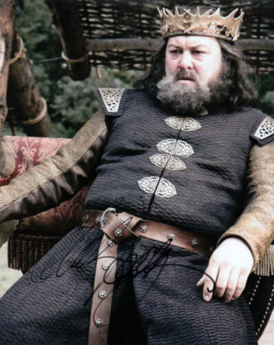 MARK ADDY.. Game of Thrones' Robert Baratheon - SIGNED