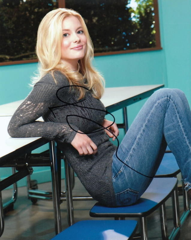 GILLIAN JACOBS.. Community Cutie - SIGNED
