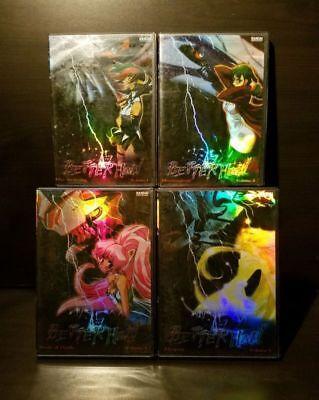 Lot of 4x Better Man Anime DVDs #1, 2, 3 & (Best Sci Fi Anime)