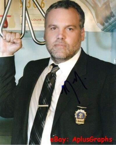 VINCENT D'ONOFRIO.. Law & Order: C.I. - SIGNED