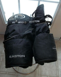 "Easton Hockey Pants  size 120, 24-26""  Very good used condition,"
