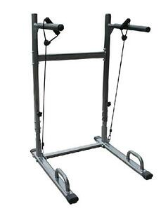 Dip Stand Machine Self Standing Exercise Dipping Station 154119