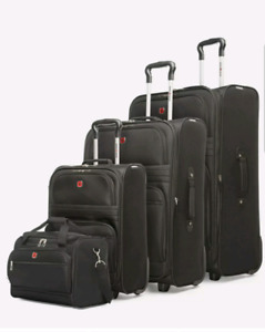 Swiss Gear Luggage set (4) NEW