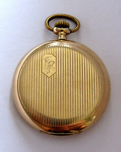 1936 TELLUS GOLD WATCH WITH 3RD REICH SWASTIKA