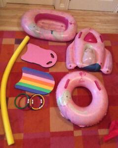 10 jouets pour piscine