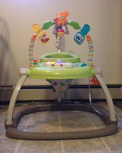 Fisher Price Woodland Friends Space Saver Jumperoo