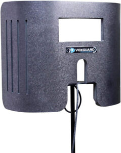 Mic Shield -Primacoustic VoxGuard VU Nearfield Acoustic Absorber