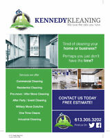 Kennedy Kleaning- Commercial & Residential Cleaning- Hire Local