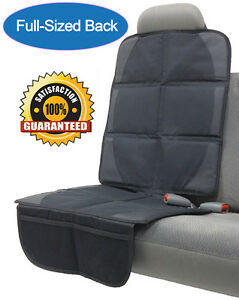 Premium Baby Car Seat Protector Mat Extreme Heavy Duty