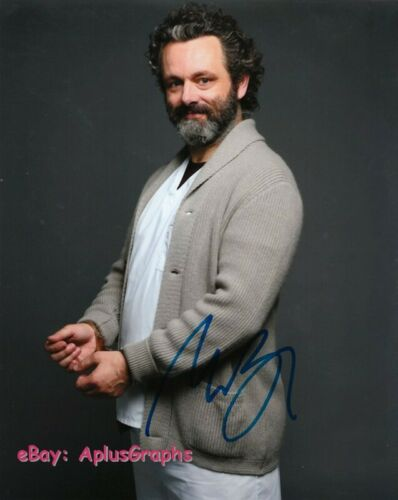 MICHAEL SHEEN.. Prodigal Son - SIGNED