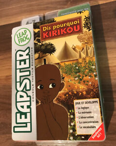 Jouet Jeu Leapster Leapfrog pour console Leapster ou Leapster TV