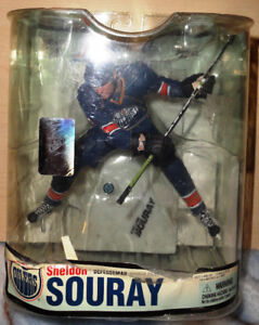 Sheldon Souray Hockey Player McFarlane NHL Figurine