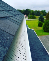 Seamless Eavestrough / Alu-Rex Gutter Guards! / Soffit & Fascia!