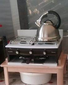 Flavel Vanessa hob and grill for caravan or camping