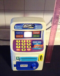VTG 80-90 KEENWAY ELECTRINIC ATM BANK.AUTOMATIC TELLER MACHINE T