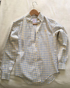 Brooks Brothers Dress Shirt ( Size 6)