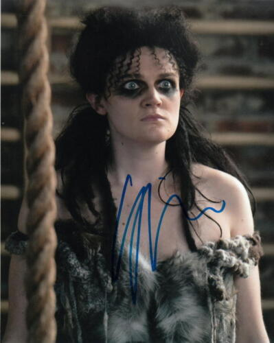 GAYLE RANKIN.. Glow's Sheila: The She Wolf - SIGNED
