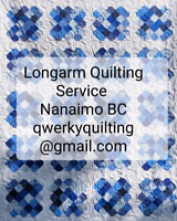 Qwerky Quilting