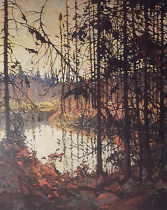 """Limited Edition """"Northern River"""" by Tom Thomson"""