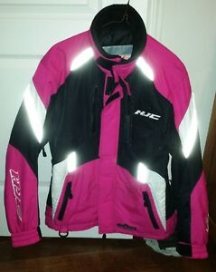 SNOWMOBILE COAT - HJC - INSULATED - ALMOST NEW