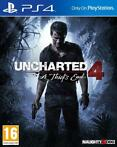 Uncharted 4 A Thiefs End - PS4 + Garantie