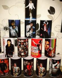 Michael Jackson Money Tins