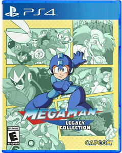 LOOKING FOR A MINT COPY OF MEGAMAN LEGACY COLLECTION FOR PS4
