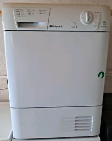 Hotpoint tcm580 condenser tumble dryer
