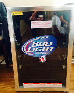 Bud Light NFL Fridge!