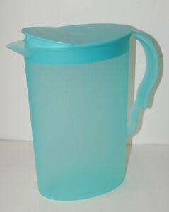 Tupperware Impressions 2L / 2 Quart pitcher - $20.00 NEW