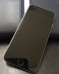 unlocked iphone6 16GB with leather case