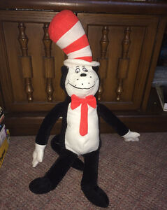 Dr Seuss Cat In The Hat Soft Plush Stuffed Animal (Kohl's Cares)
