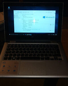 Dell Inspiron 11 3000 2 in 1 touchscreen Laptop