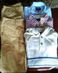 Teens Clothing American Eagle-Blue Notes-Size M/L $35 - 10 Items