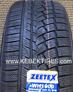 WINTER TIRES PNEUS HIVER 235/50R19 235/55R19 245/40R19