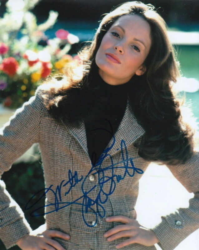 JACLYN SMITH.. Charlie's Angels - SIGNED