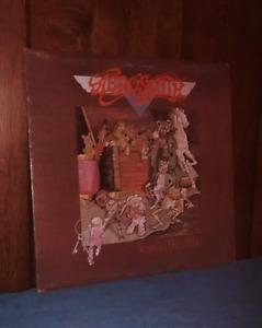 Aerosmith Record - Toys in the Attic