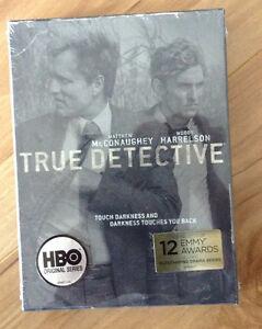 Season 1 - True Detective DVD - brand new