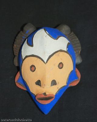 Mask Mask Passport terra cotta Art African 34