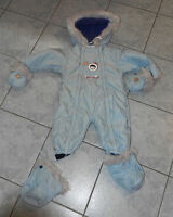 Habit d'hiver PINZEL winter suit (12M)