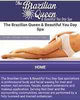 Brazilian Queen! $50 Brazilian! Men waxing available !