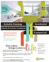 ATTENTION ATTENTION  - $60.00 / Room - Free Interior Painting